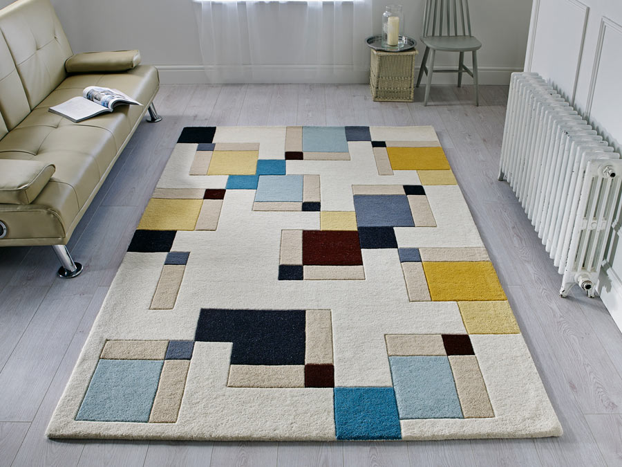 Abstract-Blocks-Rug