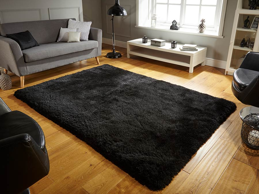 Pearl Shaggy Rug Collection Flair Rugs