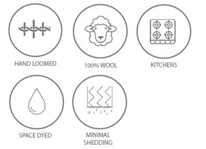 Retreat Rug Icons