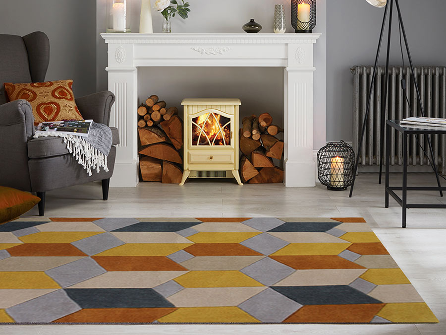 Infinate-Scope-Rug-Ochre