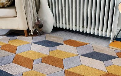 How To Use Geometric Pattern In Interiors