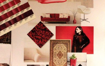 Discover the Trends – Red & Cream