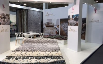 Flair Rugs Makes Moves into Europe at Domotex