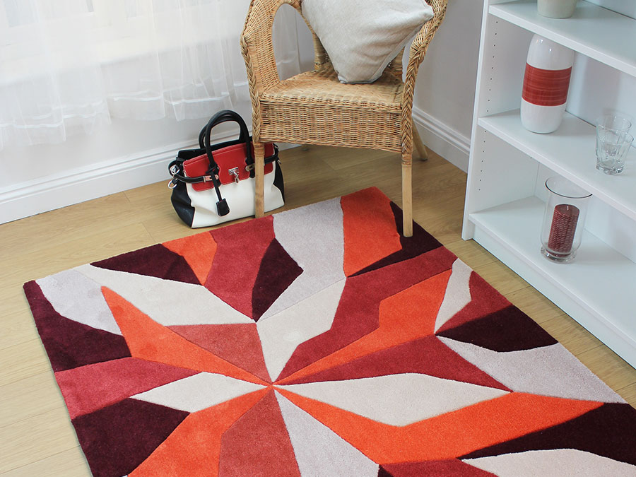 Eternity-Vivid-Orange-Rug