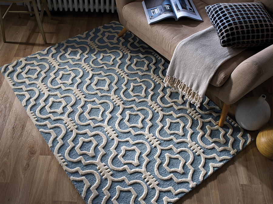 Flair Rugs Supplying Retailers With Award Winning