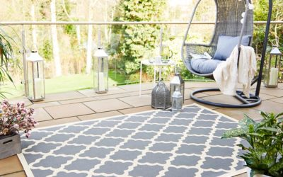 Go Alfresco with our Indoor Outdoor Rugs