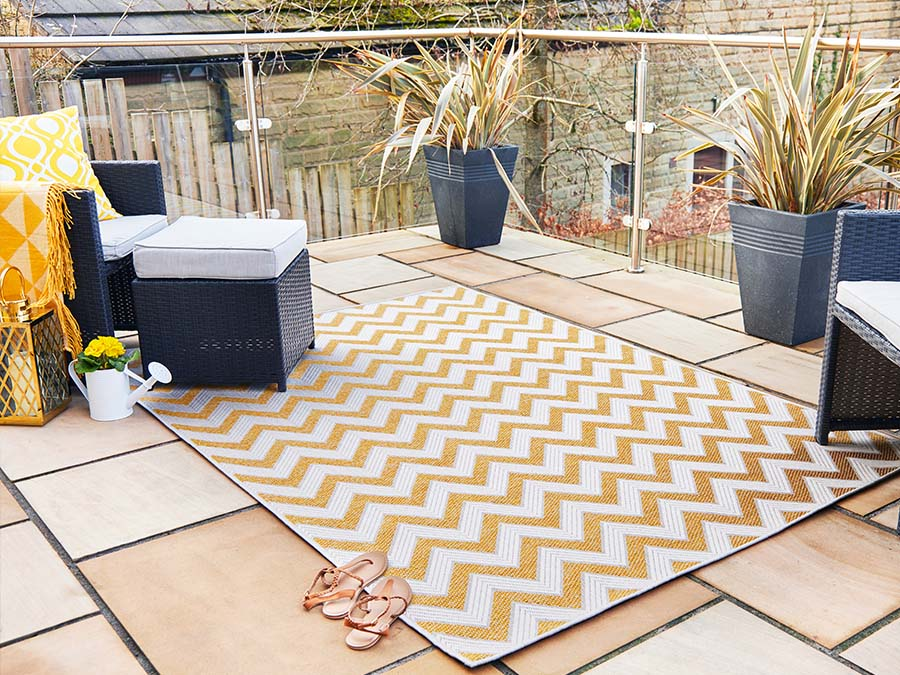 Indoor Outdoor Florence Alfresco Trieste Rug