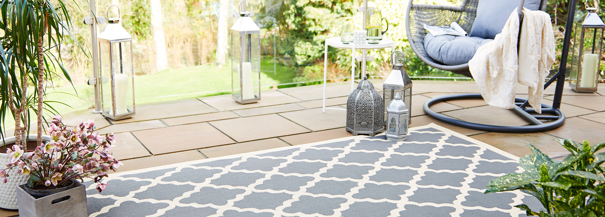 Alfresco With Our Indoor Outdoor Rugs